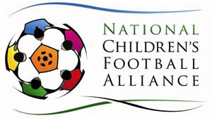National Childrens Football Alliance logo